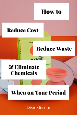 How to reduce cost of period