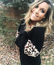 Load image into Gallery viewer, AUBREE Leopard Pullover
