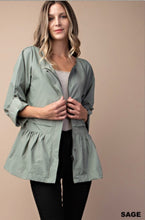 Load image into Gallery viewer, KARA Peplum Jacket