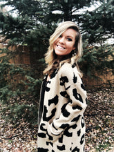 Load image into Gallery viewer, CARLY Leopard Cardigan