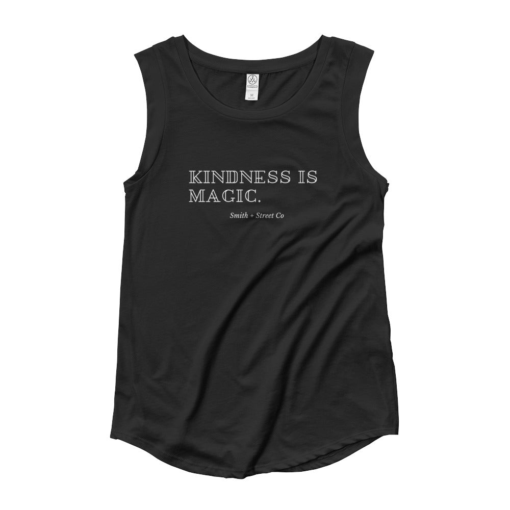 Kindness Is Magic Tank