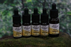The CBD Botanist Amber Supreme Oil CBD Available Now!
