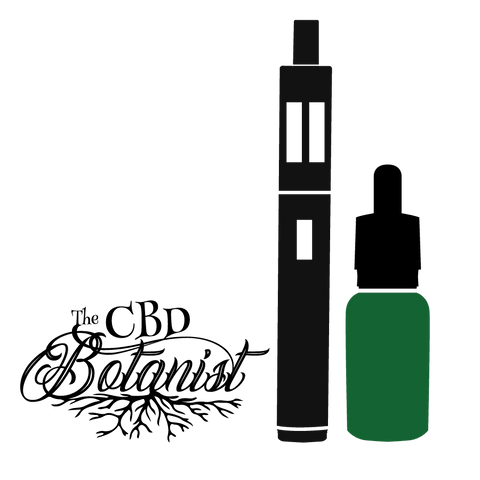 Vape Kit - CBD Vaping / E-Cig Starter Kit