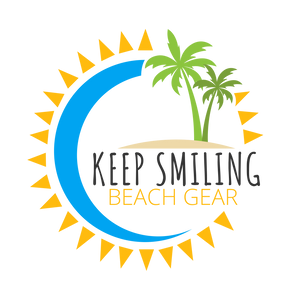 Keep Smiling Beach Gear