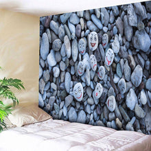 Load image into Gallery viewer, Cobblestone Beach Towel Cover Up Tunic Tapestry Tablecloth Home Décor