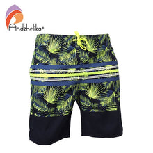 Load image into Gallery viewer, Andzhelika Trunks Men's Sports Swimsuit M-3XL Swim Briefs Bikini Sexy Swim Underwear Men Trunks Surf Board Shorts Suits AK3705
