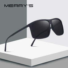 Load image into Gallery viewer, MERRY'S DESIGN Men Classic Polarized Sunglasses For Driving Fishing Outdoor Sports Ultra-light Series 100% UV Protection S'8511