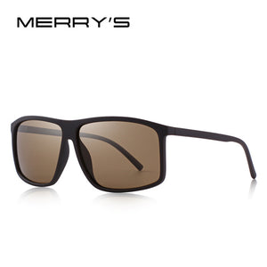 MERRY'S DESIGN Men Classic Polarized Sunglasses For Driving Fishing Outdoor Sports Ultra-light Series 100% UV Protection S'8511