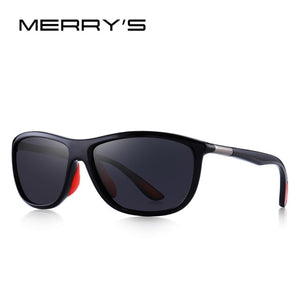MERRYS DESIGN Men HD Polarized Sunglasses Sports Fishing Eyewear UV400 Protection S8310