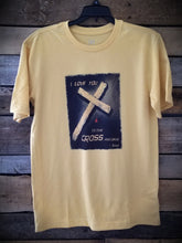 Load image into Gallery viewer, Love You To The Cross T-shirt