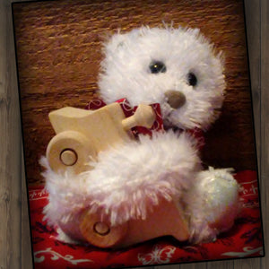 Briar the Train Hugging Plush Bear [product_color] - Common Connection