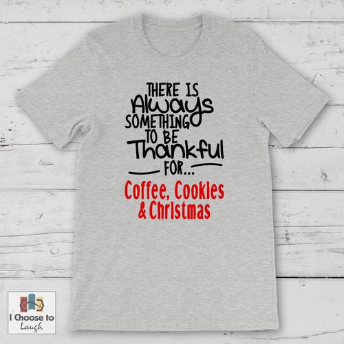 Coffee, Cookies & Christmas shirt [product_color] - Common Connection
