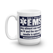 Load image into Gallery viewer, Grumpy Old Medic - 14 ga. IV - Mug [product_color] - Common Connection