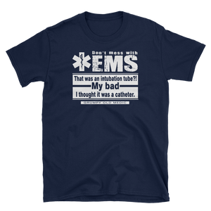 Grumpy Old Medic - My Bad - Shirt [product_color] - Common Connection
