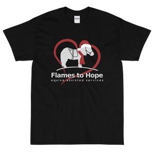 Flames to Hope Christmas T-shirt
