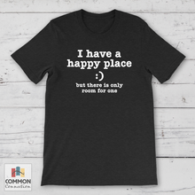 Load image into Gallery viewer, Happy Place shirt [product_color] - Common Connection