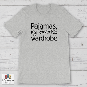 Pajamas, My Favorite Wardrobe shirt [product_color] - Common Connection