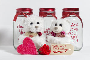 Personalized Valentine's Gift [product_color] - Common Connection