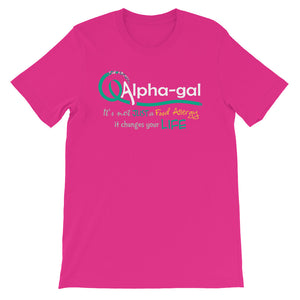 Alpha-gal Awareness - It Changes Your Life - Shirt [product_color] - Common Connection