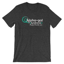 Load image into Gallery viewer, Alpha-gal Awareness Ribbon 1 - Shirt [product_color] - Common Connection