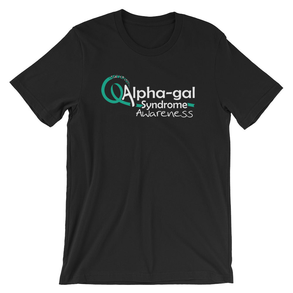 Alpha-gal Awareness Ribbon 1 - Shirt [product_color] - Common Connection