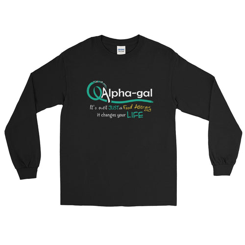 Alpha-gal Awareness - It Changes Your Life - Long Sleeve Shirt [product_color] - Common Connection