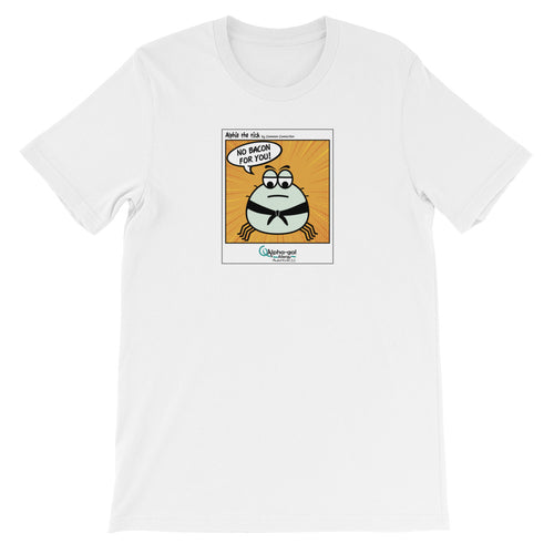 Alphie - No Bacon For You - Shirt [product_color] - Common Connection