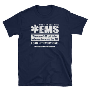 Grumpy Old Medic - Pot Holes - Shirt [product_color] - Common Connection