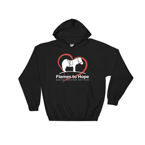 Flames to Hope Hoodie [product_color] - Common Connection