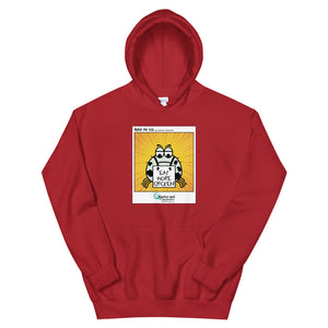 Alphie - Eat More Chicken - Hoodie [product_color] - Common Connection