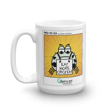 Load image into Gallery viewer, Alphie - Eat More Chicken - Mug [product_color] - Common Connection
