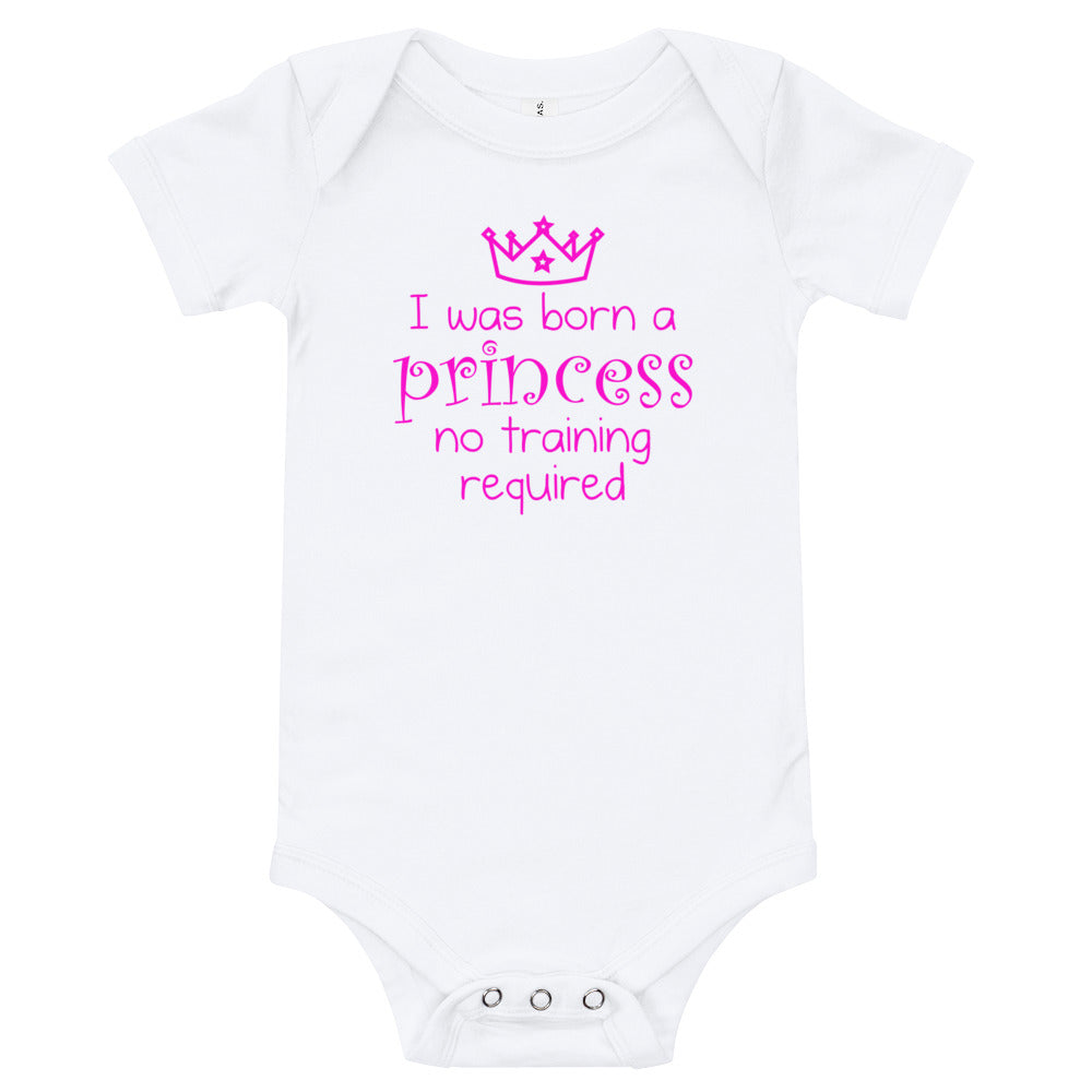 Born A Princess - Onesie [product_color] - Common Connection