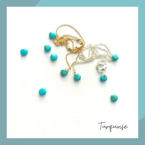 Turquoise Pisces Birthstone