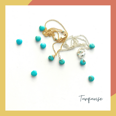 Turquoise for Capricorn