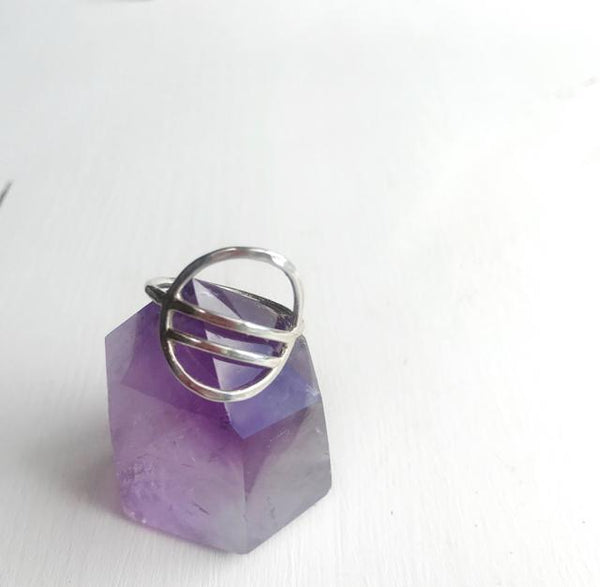 Horizon Ring-Betina Roza