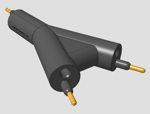 Two Pole Accessory - Y Connector