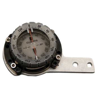 T-Handle Single Gauge Mount with SK-8 Compass Installed