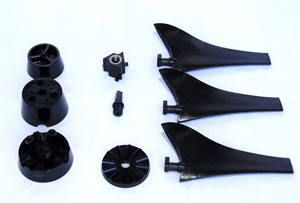 Propeller Replacement Kit (Cuda/Sierra)