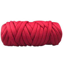 Load image into Gallery viewer, Jeebel 1000g/Ball Wool Chunky Yarn Super Thick Natural DIY Bulky Arm Roving Knit Blanket Hand Knitting Spin Yarn DIY Blanket 60M