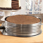 Adjustable Stainless Steel Cake Slicer 45% OFF ONLY TODAY