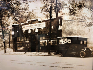 Ensley Fairfield Mattress Company original store