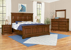 Heritage Mansion Bed - Artisan & Post