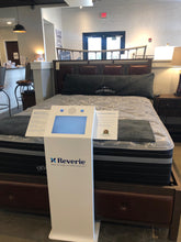 "Queen - ""Benson"" - Platform Bed (Floor Sample) - Ensley Fairfield Mattress Co."