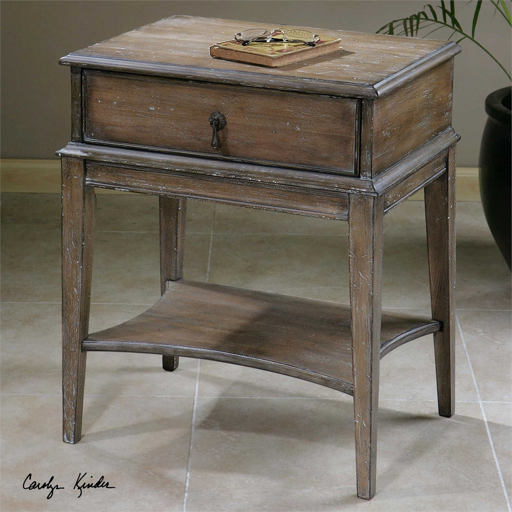 Hanford Accent Table - Ensley Fairfield Mattress Co.