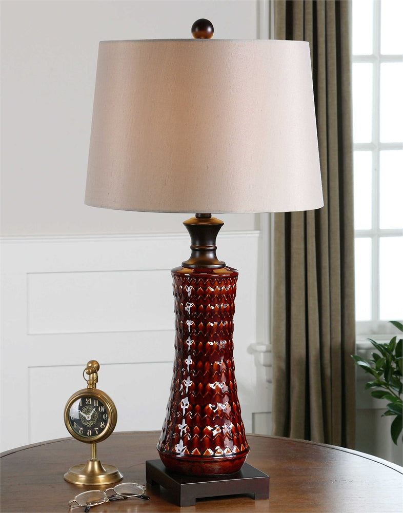 Cassian Table Lamp - Ensley Fairfield Mattress Co.