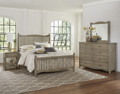 American Maple - Slat Bed - Appalachian Hardwood - Ensley Fairfield Mattress Co.