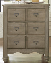 Apothecary 2 Drawer Night Stand - Ensley Fairfield Mattress Co.