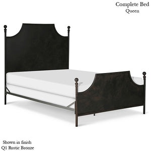 Olivia Standard Panel Bed 42962 - Ensley Fairfield Mattress Co.
