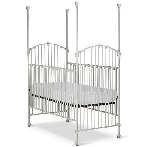 Corsican  43694 Stationary Four Post Crib - Ensley Fairfield Mattress Co.