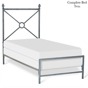 Rio Circle Standard Bed 43722 - Ensley Fairfield Mattress Co.
